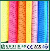 supply pp diamond non-woven fabric