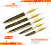 A3405-1 2015 Hot sale high quality stainless steel Kitchen Knife Set