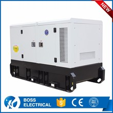 Power Water Cool Synchronous Canopy 50kva 10kva Three Phase Generator Set