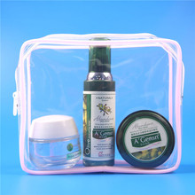clear EVA plastic pouches for packaging
