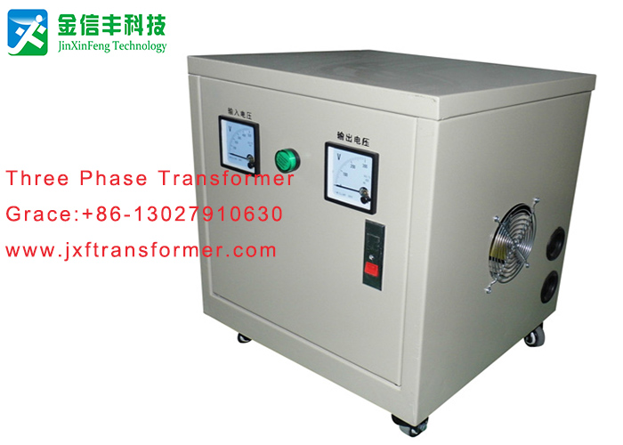 Three Phase Transformer With Chassis With CE Certificate 230V To 400V