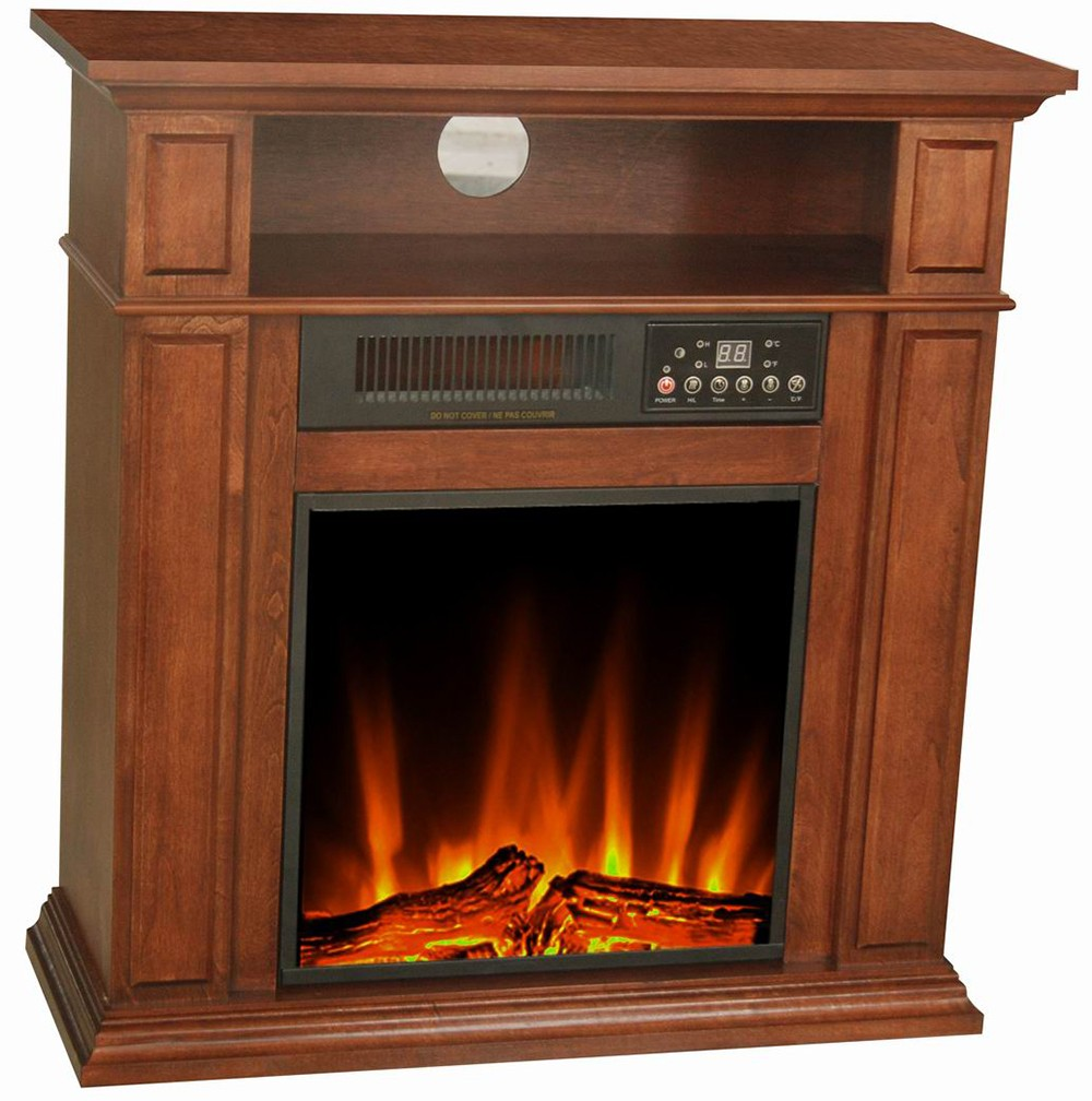 2015 Hot Sale Decorative 2 Sided Electric Fireplace With Tv Stand View 2 Sided Electric