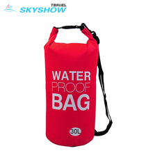 Floating Drifting Waterproof Backpack Nylon Dry Bag