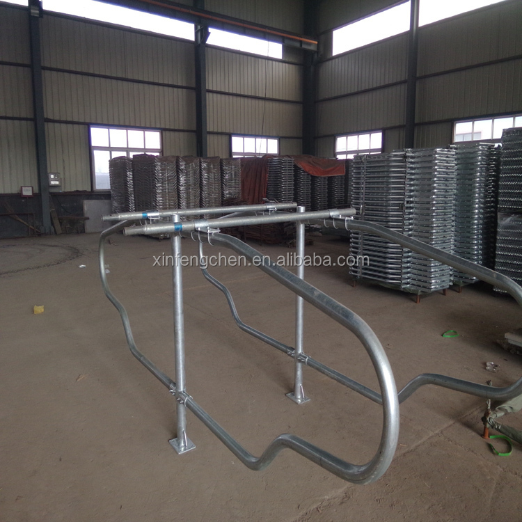 Factory price cow free stall for sale