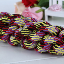 Fine Pet Products Colorful Variety Dog Toys Cotton Chew Pets Rope Toy for Dogs