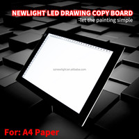 hot sale LED Light Copy Board for Drawing