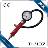 Tire Inflator with gauge TI-407