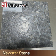 Leathered surface blue pearl granite price
