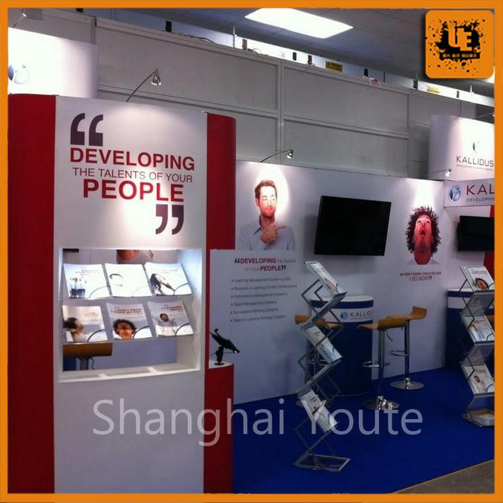 promotion portable trade shows, display stand cosmetic