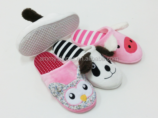 2016 new products girls and animals sexy slippers lady