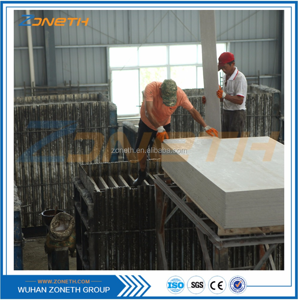 Cheap price wall cement sandwich panel in Bahrain