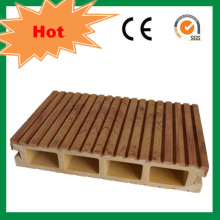 PVC outdoor board vinyl laminate flooring composite decking for sale