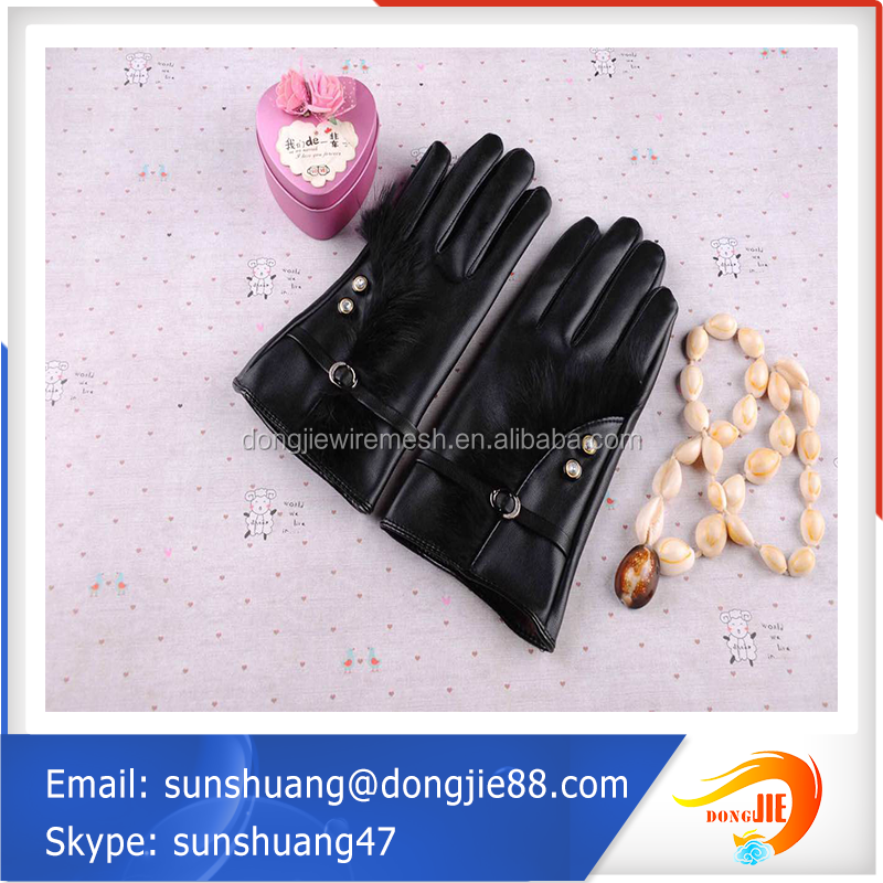 10 years factory cabretta leather golf gloves/high quality leather fashion gloves sex bf