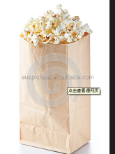 Cheap price clear transparent plastic popcorn bag