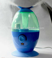 Ultrasonic humidifier for personal care