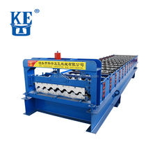 Keyu 5.5 KW Motor Power multifunction hydraulic elevator with Decoiler