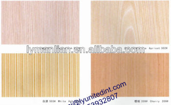 Natural turpinia fruit burl veneer for decoration