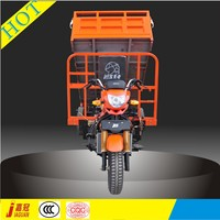 Hydraulic 150cc dumping three wheel motorcycles on sale
