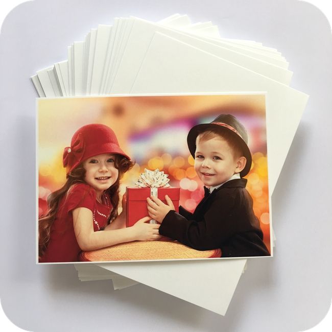 Inkjet 180g fast dry glossy photo paper A4 20 <strong>sheets</strong>