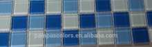 China Pampascolors Factory fine powder color iron oxide blue for Modified bitumen with Low Price