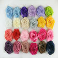 Wholesale ribbon flowers making rose flower