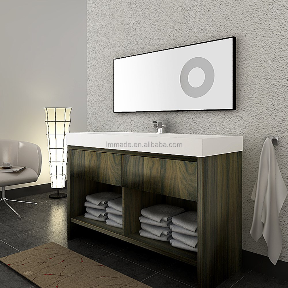 commercial classic bathroom vanity units with marble top