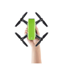 In stock! DJI Newest Spark & Fly More Combo Mini Quadcopter Drone Color White Green Blue Yellow Red Pocket Selfie Drone