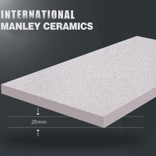 New design white granite exterior porcelain flooring tiles