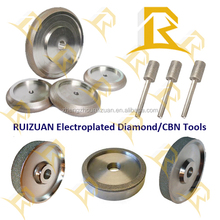 Electroplated Diamond CBN Wheel