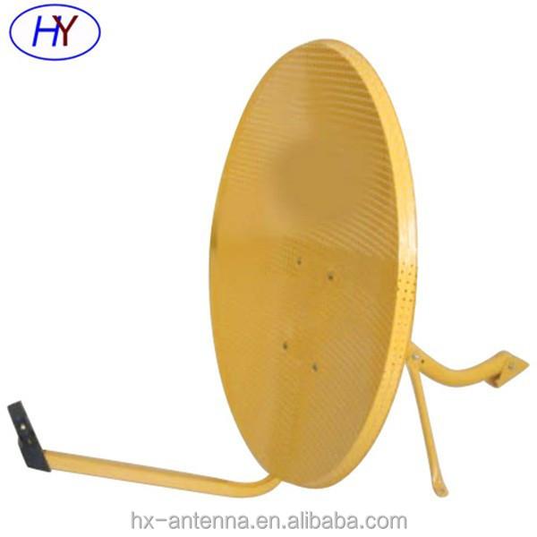 ku band 60cm satellite dish antenna ,mesh antenna