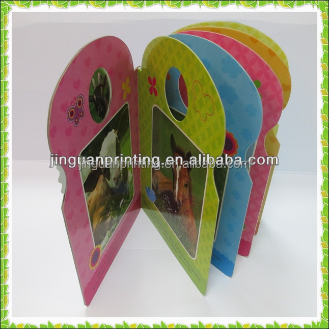 children books printing service/children thick paper book printing/ printed children hardcover book