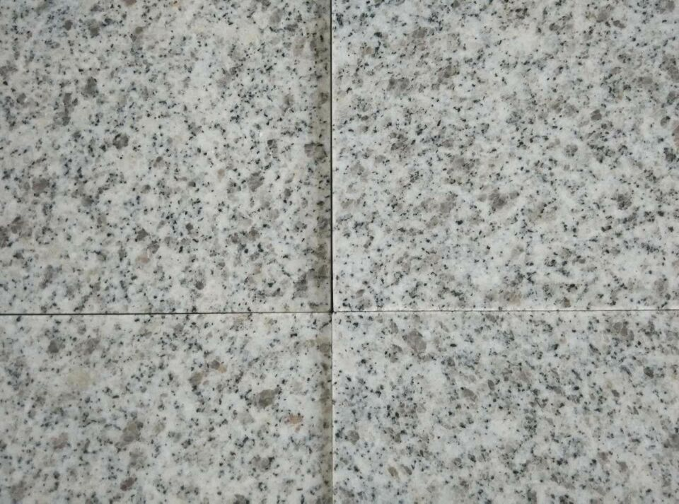 sea-wave / ocean flower grey granite