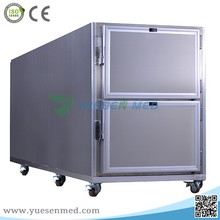 6 bodies mortuary products/ morgue fridge/ mortuary body refrigerator