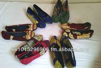 African doll shoes