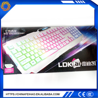 Low cost high quality computer popular standard keyboard