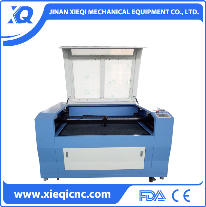 High quality 1290 Co2 laser wood cutting machine price 100w