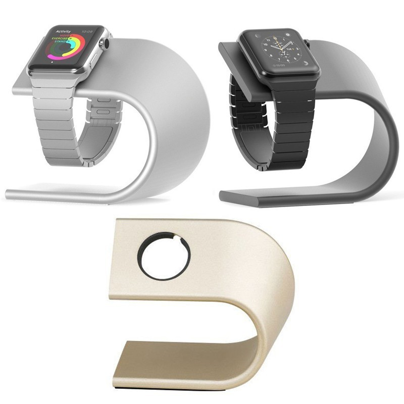 High Quality Aluminum Charging Stand for Apple Watch,for Apple Watch Charger