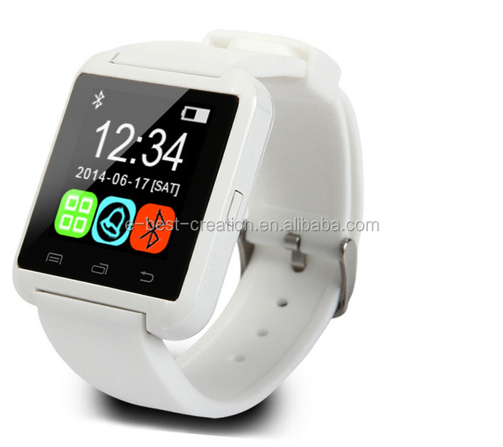 U8 smart wristband pedometer Smart Watch Bluetooth watch phone companion Andrews forApple ios system support