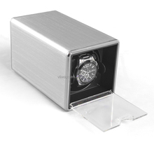 Viiways Single aluminium automatic watch winder motor powered by AC adapter and Battery