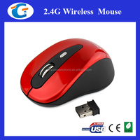 1600DPI Wireless Computer Mouse For Computer
