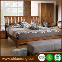 New contemporary hotel double bed designs