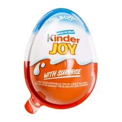 Ferrero Kinder Joy boys / girls