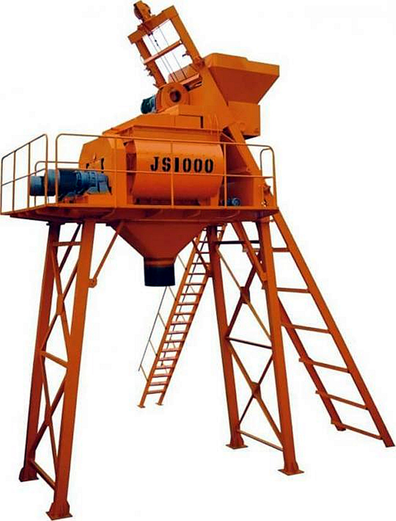 Mobile Batching Plant 100 - Grand Industries