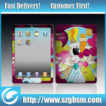 Colorful anti radiation sticker for ipad