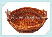 Handmade Wicker Plates