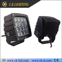 auto led work light for driving light with 5w cree chip