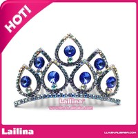 2015 hot sale cheap wholesale crown head band royal crowns and tiaras Jewelry