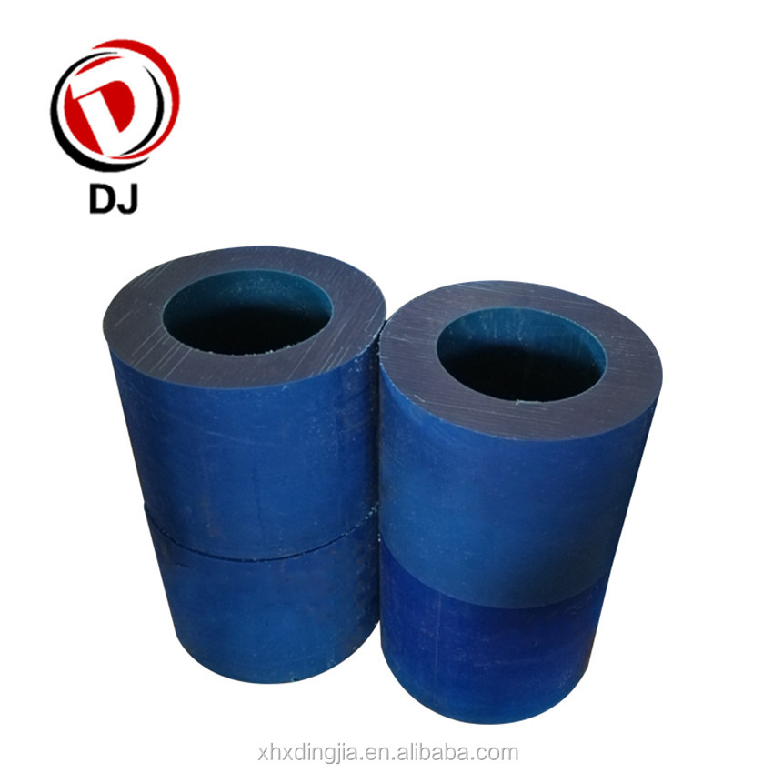 High wear resistance black pom plastic nylon sleeves bushings