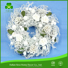 wholesale cheap willow wicker christmas wreaths