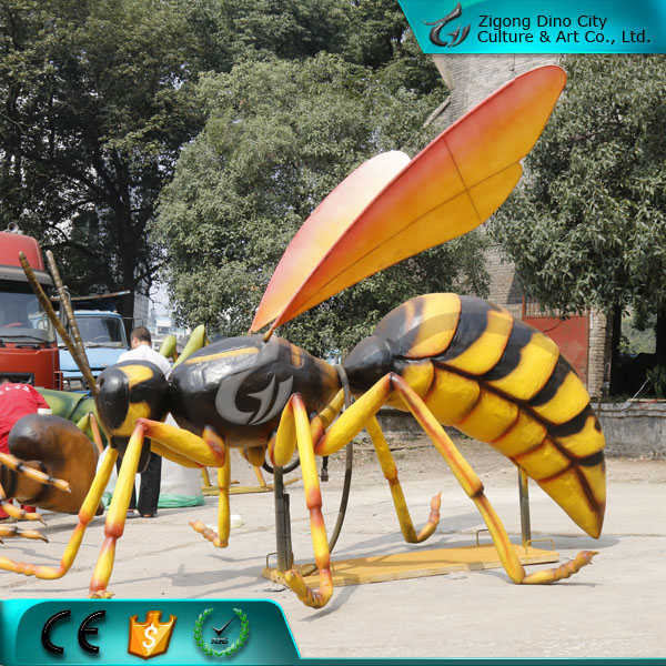 Colorful Animatronic Mechanical Live Insects for Sale